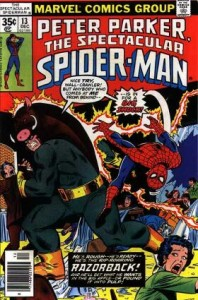 0013 595 198x300 Spectacular Spider Man [Marvel] V1