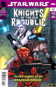 0013 601 194x300 Star Wars  Knights Of The Old Republic [Dark Horse] V1