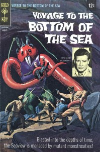 0013 697 199x300 Voyage To The Bottom Of The Sea [Gold Key] OS1