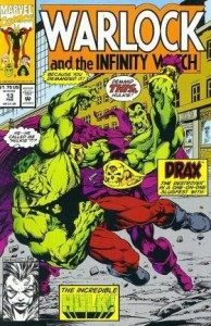 0013 711 194x300 Warlock and the Infinity Watch [Marvel] V1