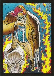 0013a 9 214x300 Ghost Rider  Series 2 1992 [Comic Images] Card Set