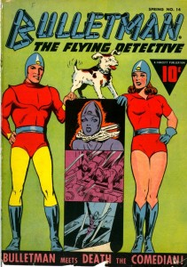 0014 103 211x300 Bulletman  The Flying Detective [UNKNOWN] V1
