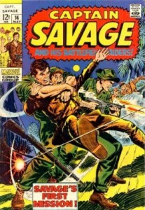 0014 111 207x300 Captain Savage and His Battlefield Raiders [Marvel] V1
