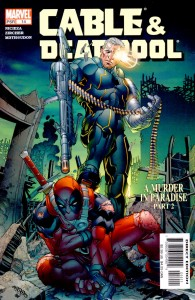 0014 115 195x300 Cable And Deadpool [Marvel] V1