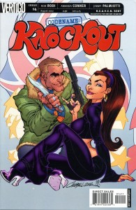 0014 140 195x300 Codename  Knockout [DC Vertigo] V1