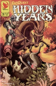 0014 202 197x300 Elfquest  Hidden Years [Warp] V1