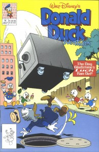 0014 211 195x300 Donald Duck Adventures [Disney] V1