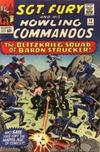 0014 528 198x300 Sgt Fury And His Howling Commandos [Marvel] V1