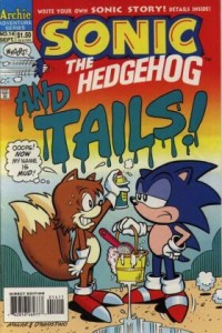 0014 550 200x300 Sonic  The Hedgehog [Archie Adventure] V1