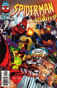 0014 562 197x300 Spider Man  Unlimited [Marvel] V1