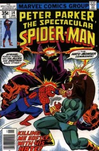 0014 570 198x300 Spectacular Spider Man [Marvel] V1