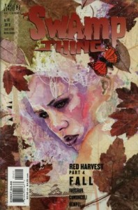 0014 612 198x300 Swamp Thing [DC Vertigo] V2