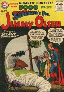 0014 617 207x300 Supermans Pal Jimmy Olsen [DC] V1