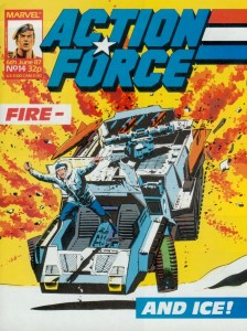 0014 8 224x300 Action Force [Marvel UK] V1