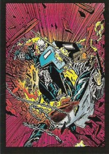 0014a 4 213x300 Ghost Rider  Series 2 1992 [Comic Images] Card Set