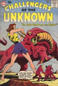 0015 110 202x300 Challengers Of The Unknown [DC] V1