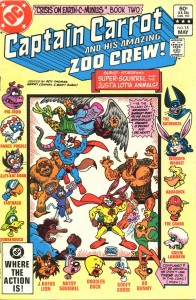 0015 121 196x300 Captain Carrot   And His Amazing Zoo Crew [DC] V1