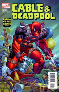 0015 122 194x300 Cable And Deadpool [Marvel] V1