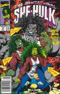 0015 509 193x300 Sensational She Hulk [Marvel] V1