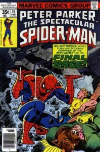 0015 549 198x300 Spectacular Spider Man [Marvel] V1