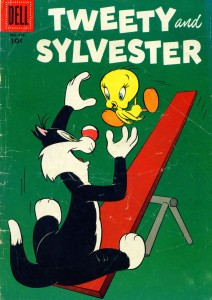 0015 614 212x300 Tweety And Sylvester [Dell] V1