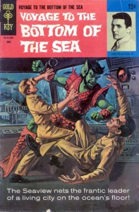 0015 644 197x300 Voyage To The Bottom Of The Sea [Gold Key] OS1