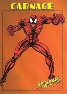 0015a 30 216x300 Spider Man 1997 [Marvel  Fleer Skybox International] Card Set