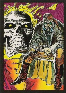 0015a 4 214x300 Ghost Rider  Series 2 1992 [Comic Images] Card Set