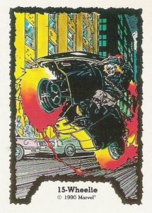 0015a 5 215x300 Ghost Rider  Series 1 1990 [Comic Images] Card Set