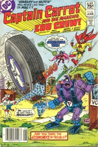 0016 108 200x300 Captain Carrot   And His Amazing Zoo Crew [DC] V1
