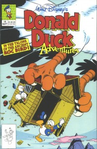 0016 193 196x300 Donald Duck Adventures [Disney] V1