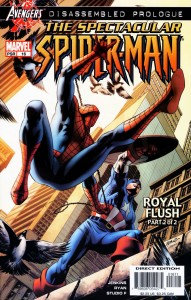 0016 501 191x300 Spectacular Spider Man [Marvel] V2