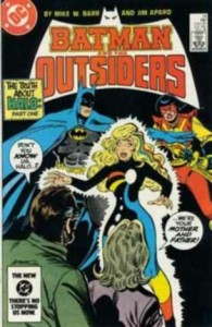 0016 59 195x300 Batman  And The Outsiders [DC] V1