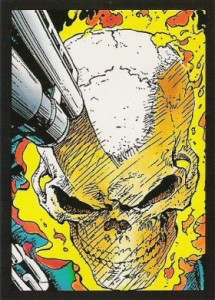 0016a 4 215x300 Ghost Rider  Series 2 1992 [Comic Images] Card Set