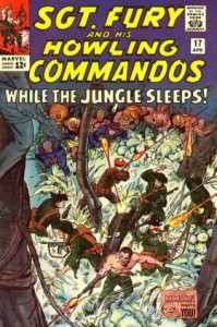 0017 455 199x300 Sgt Fury And His Howling Commandos [Marvel] V1
