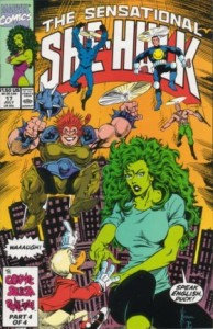 0017 456 194x300 Sensational She Hulk [Marvel] V1