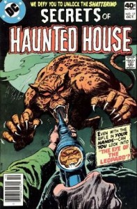 0017 461 197x300 Secrets Of The Haunted House [DC] V1