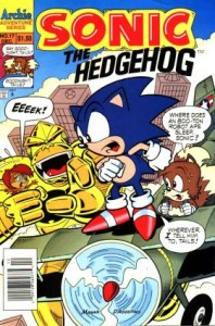 0017 471 198x300 Sonic  The Hedgehog [Archie Adventure] V1