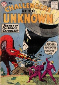 0017 93 207x300 Challengers Of The Unknown [DC] V1