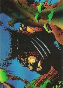 0017a 35 216x300 Wolverine  From Then Til Now II 1992 [Marvel  Comic Images] Card Set