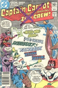 0018 104 198x300 Captain Carrot   And His Amazing Zoo Crew [DC] V1