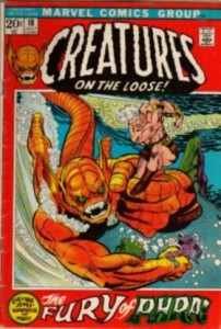 0018 127 202x300 Creatures on the Loose [Marvel] V1