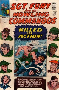 0018 456 198x300 Sgt Fury And His Howling Commandos [Marvel] V1