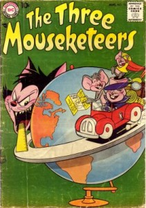 0018 544 211x300 Three Mouseketeers, The [DC] V1
