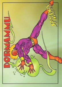 0018a 33 216x300 Spider Man 1997 [Marvel  Fleer Skybox International] Card Set