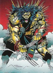 0018a 37 218x300 Wolverine  From Then Til Now II 1992 [Marvel  Comic Images] Card Set