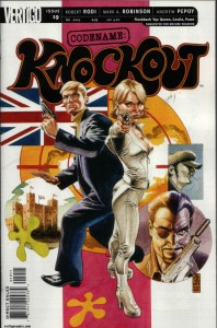 0019 117 198x300 Codename  Knockout [DC Vertigo] V1