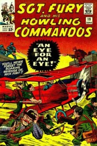 0019 420 200x300 Sgt Fury And His Howling Commandos [Marvel] V1