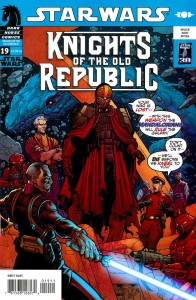 0019 454 196x300 Star Wars  Knights Of The Old Republic [Dark Horse] V1