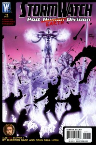 0019 471 199x300 Stormwatch  Post Human Division [Wildstorm] V1